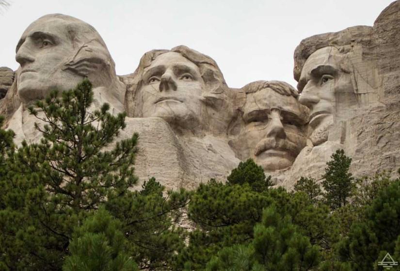 Black Hills Vacation Mount Rushmore