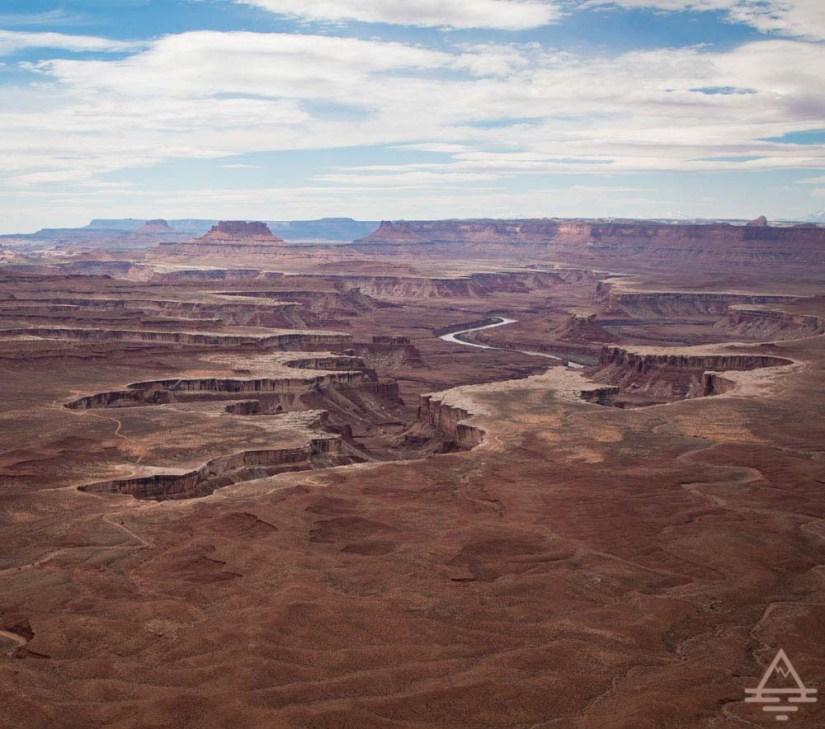Canyonlands Green River Overlook