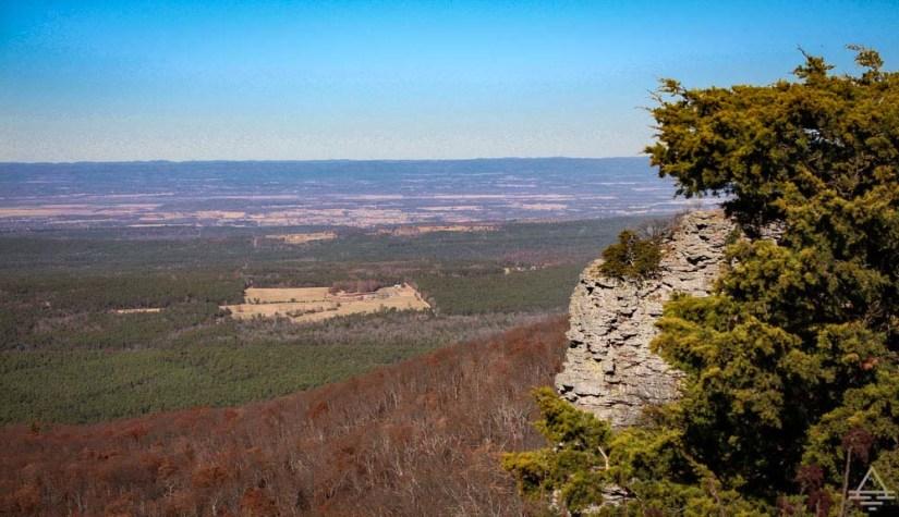 Mount Magazine State Park Cameron Overlook