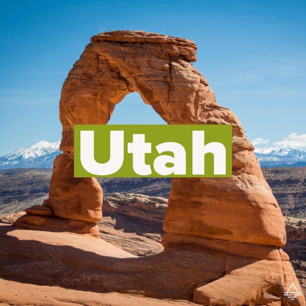 Delicate Arch in Utah