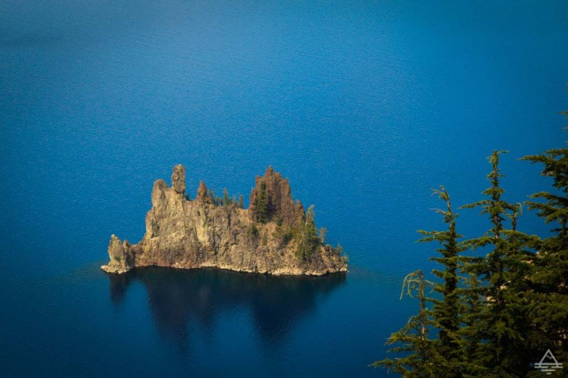Crater Lake Must-See Phantom Ship