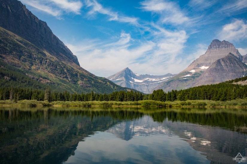 Glacier National Park Must-See Swiftcurrent Lake