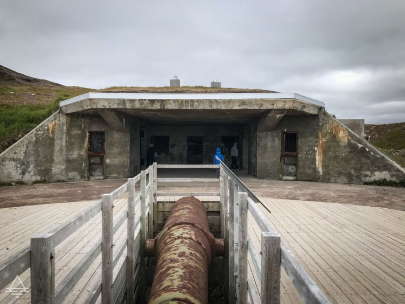 Newfoundland Cape Spear Bunker
