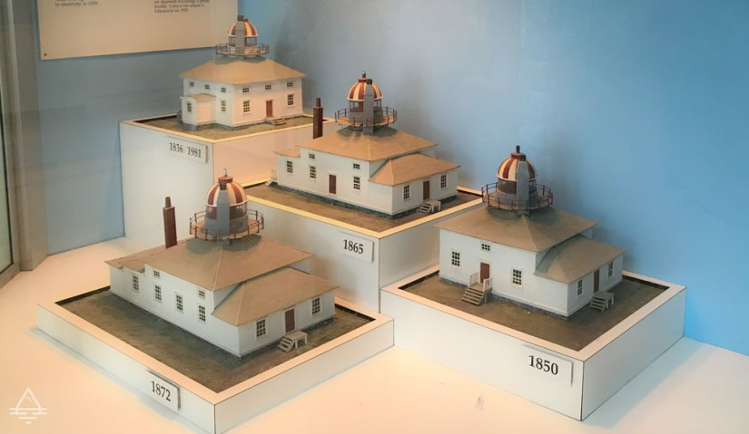 Newfoundland Cape Spear Lighthouse Models