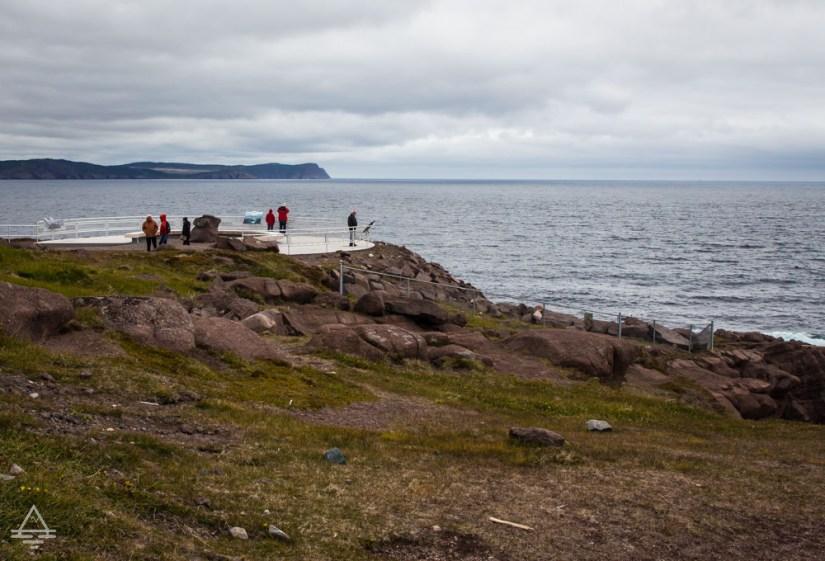 Newfoundland Cape Spear Overlook