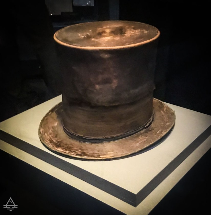 Lincoln's Top Hat in the National Museum of American History