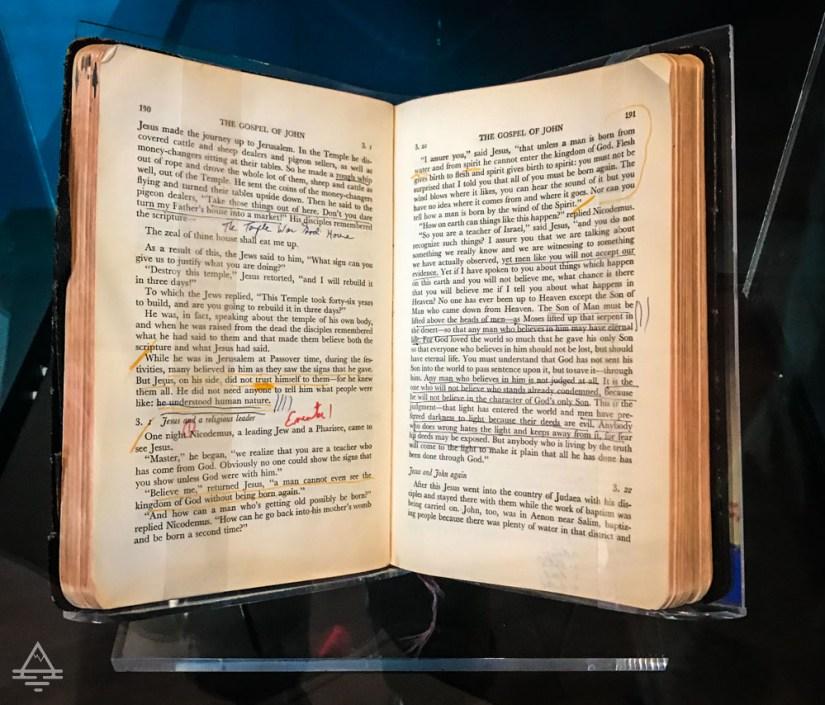 Billy Graham's New Testament