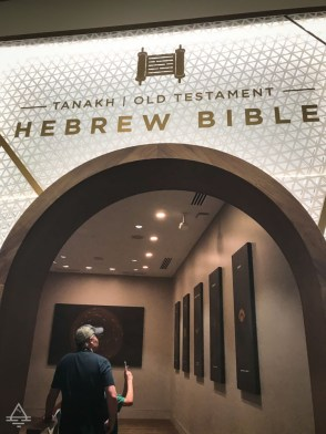 Museum of the Bible Doorway to the Hebrew Bible Production