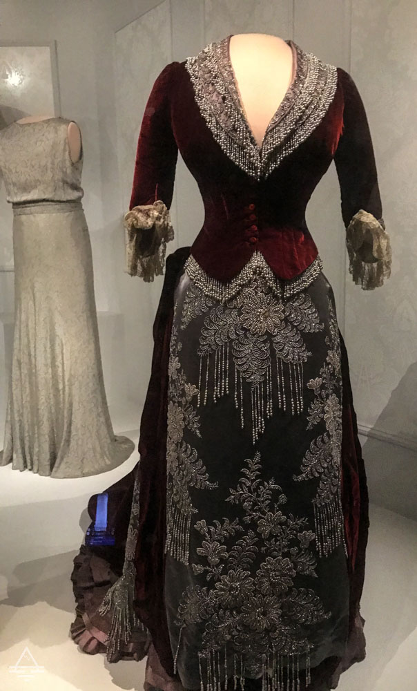 Eleanor Roosevelt's Inaugural Gown