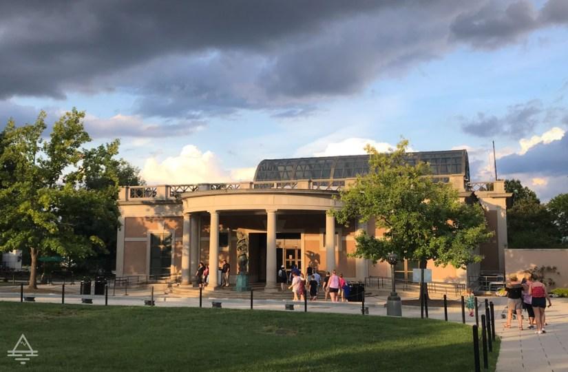 Arlington Cemetery Welcome Center