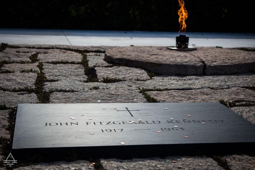 Arlington Cemetery Kennedy Grave