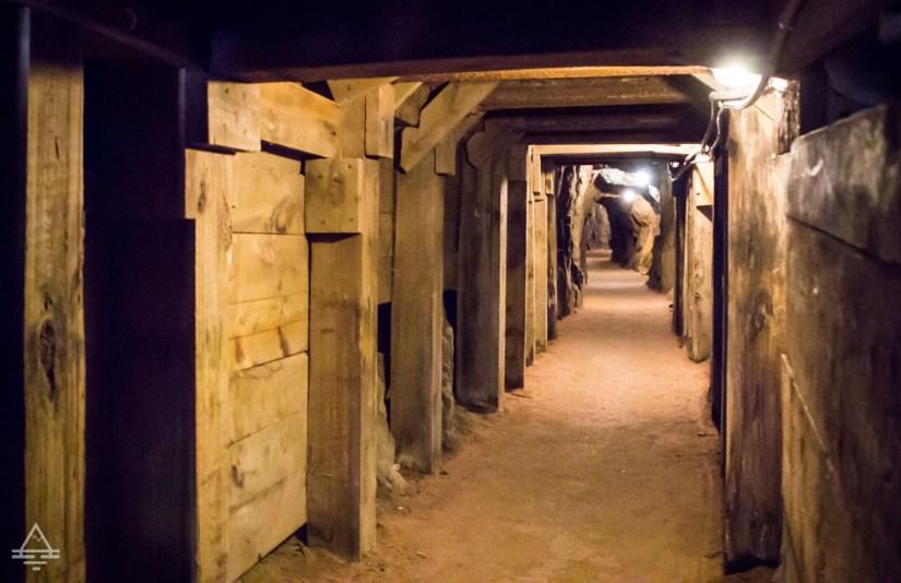 Black Hills Gold Mine Shaft