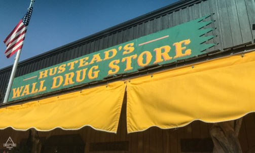 Front of Wall Drug