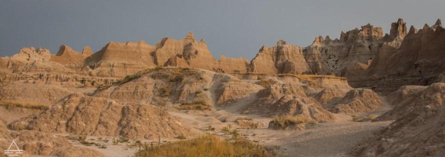 Fossil Exhibit Trail Badlands National Park