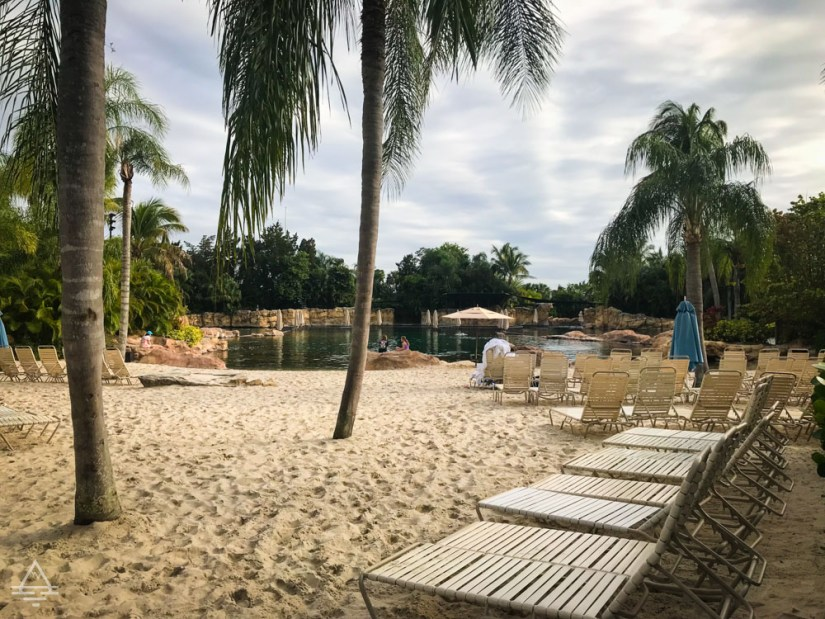 Discovery Cove Beach