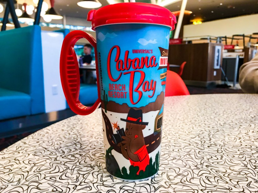 Refillable Mug at Cabana Bay