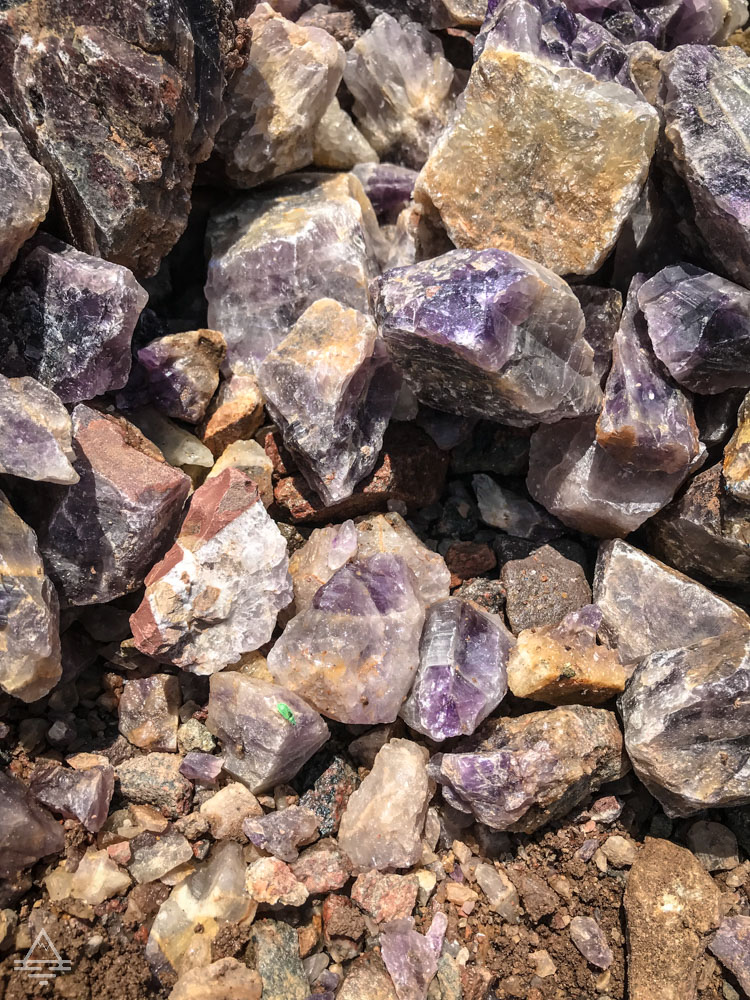 Thunder Bay Amethyst at Panorama Mine