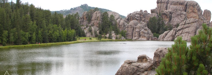 Slyvan Lake in Custer State Park