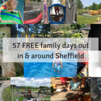 57 FREE days out in Sheffield, South Yorkshire and Surrounding areas!