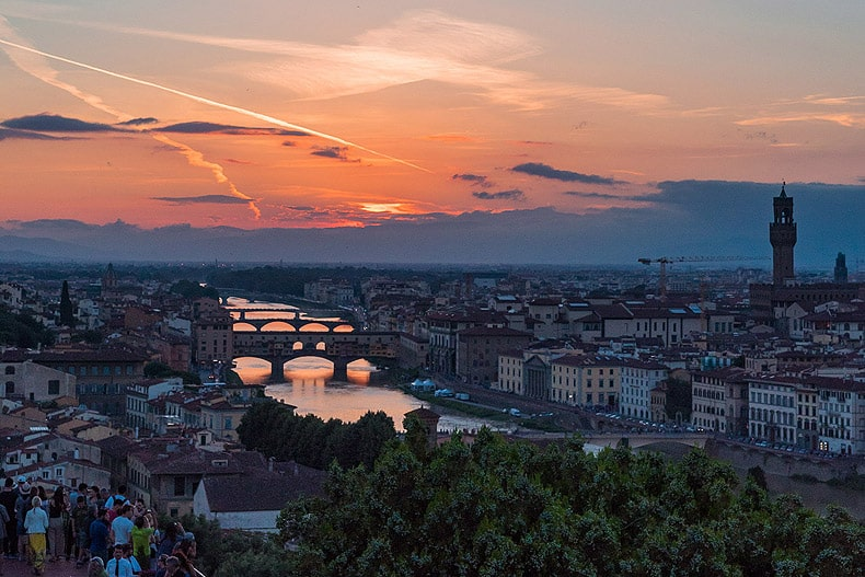 Piazzale Michelangelo - Off The Beaten Path Florence