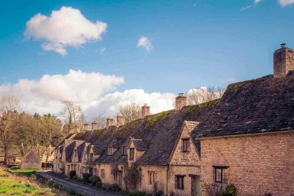 Beautiful villages in England