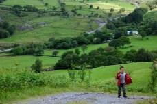 D hiking near falls