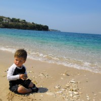 Off the Tourist Track on Corfu's North-East Coast