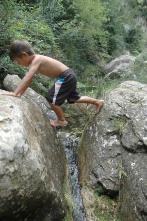 g bouldering