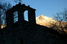 church and peak, chia