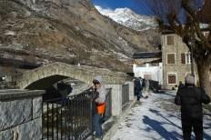 d on river railing, benasque