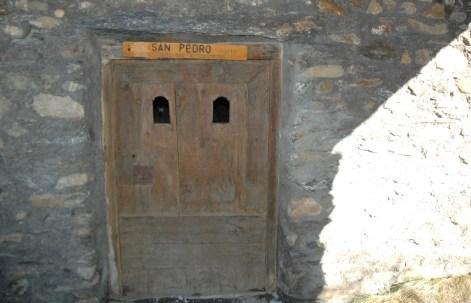 door at shrine