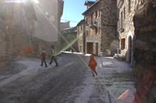 street, benasque