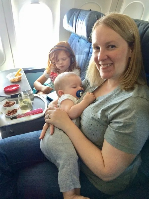 Best and Worst Ages to Fly with Your Child - Trips With Tykes