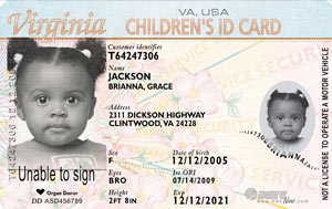 Do I Need ID for My Child?