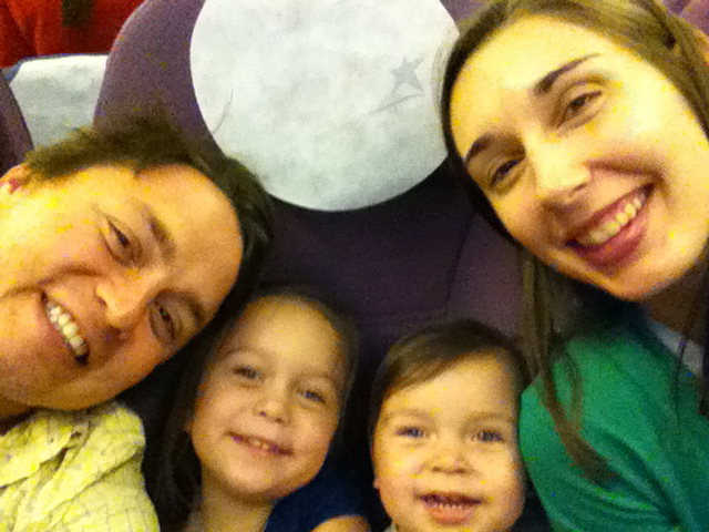 Interviews with Traveling Moms: Suzanne with Three Kids in Tow