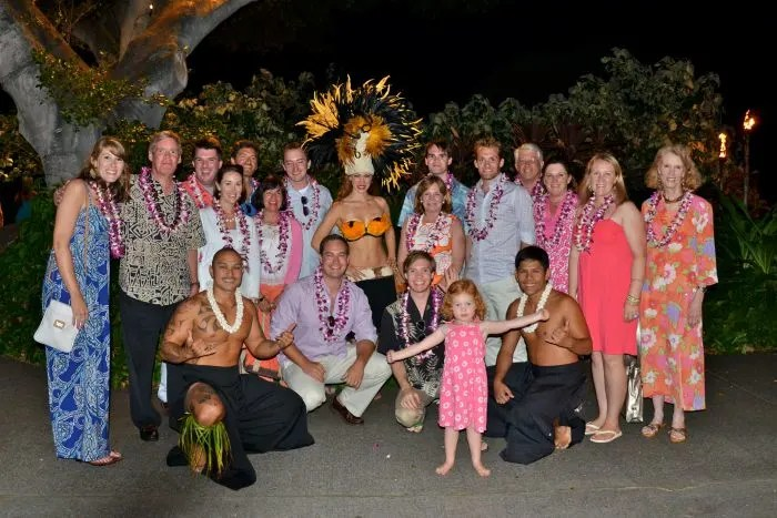 5 Tips for the Perfect Family Reunion - Family Reunion in Hawaii