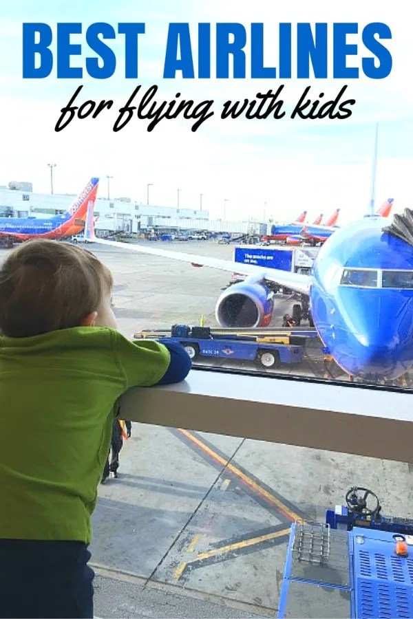 Planning to travel by plane with kids in tow? Some airlines are better than others for family travel. Find out how the US domestic airlines rate in these rankings from a parent who has been on them all many times.