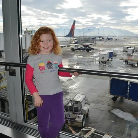 NonStop vs. Connecting Flights with Kids - Layover Airport