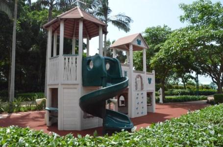 Hong Kong Disneyland Hotel Playground