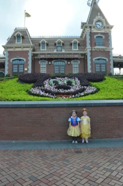 Hong Kong Disneyland Railroad