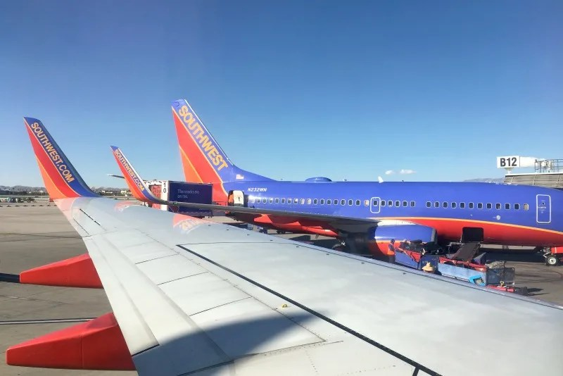 Southwest Airlines Plane Designs - How to fly for free with Southwest Credit Cards
