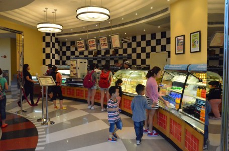 Hollywood and Vine Food Selections, Hong Kong Disneyland's Hollywood Hotel