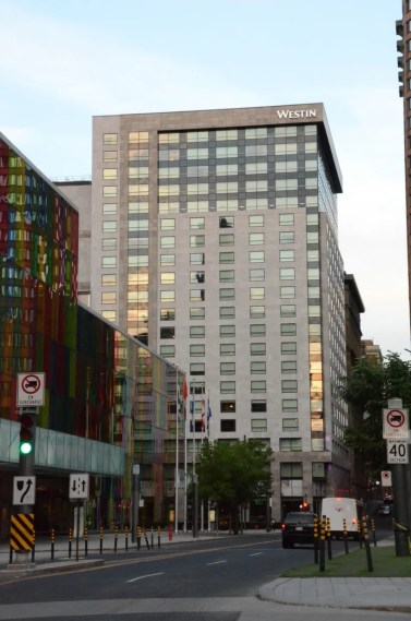 Le Westin Montreal Hotel