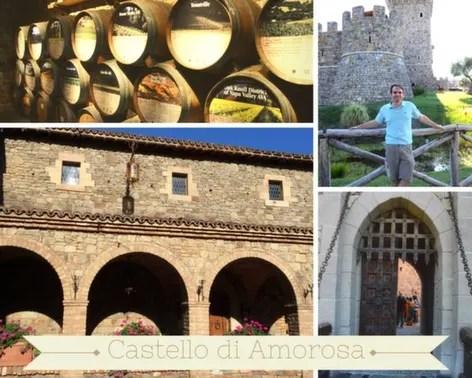 Castello di Amorosa in Calistoga, California