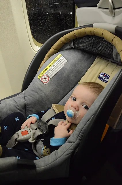 Kicked Off a Plane for a Crying Baby? Keep it from Happening to You