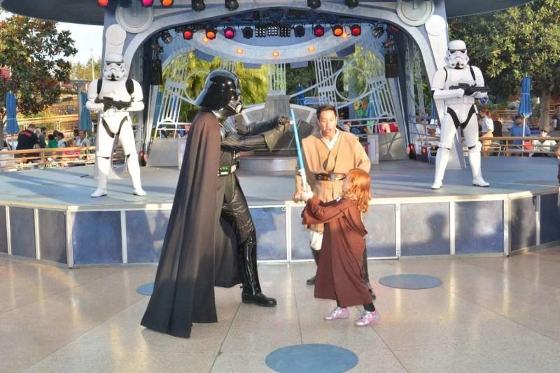 Disneyland Jedi Training Academy