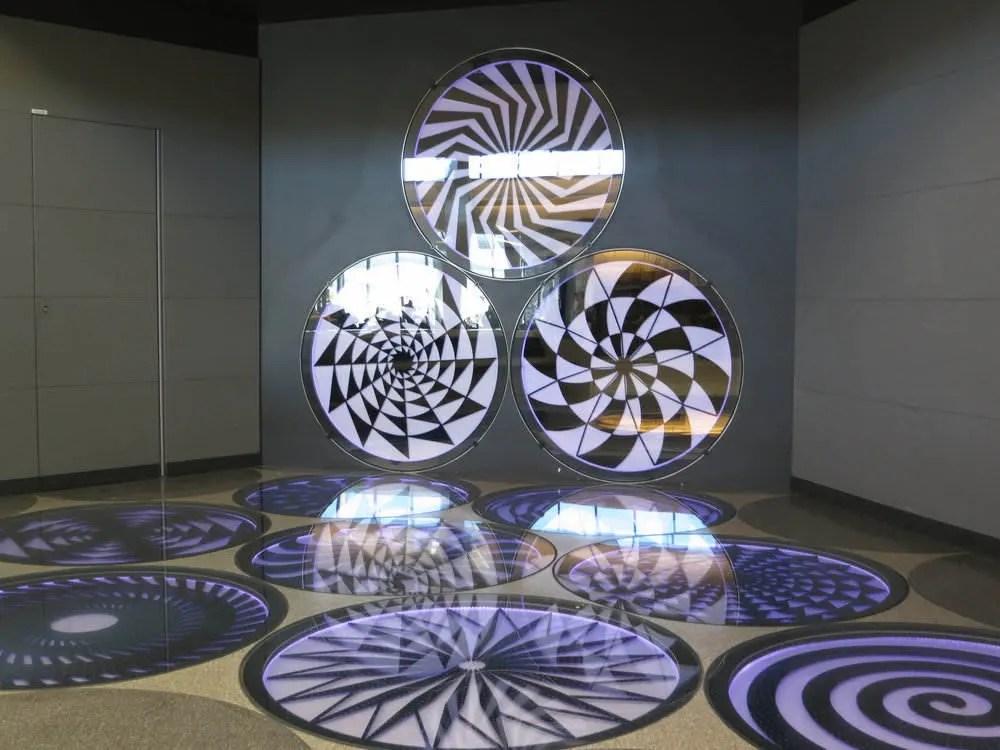 SFO Moving Art
