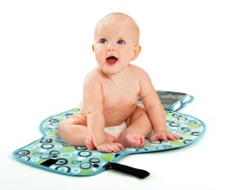 Cozy Cover On-The-Go Changing Pad Review: Essential for Airplane Diaper Changes