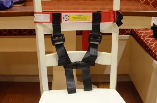 Less Bulky  Point Harness Car Seat