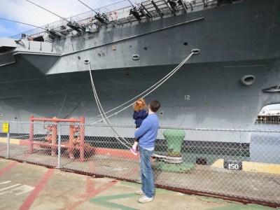 Alameda - USS Hornet